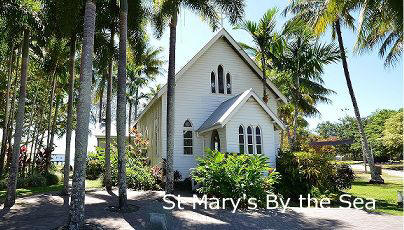 St Marys by the Sea - Perfect Wedding Venue
